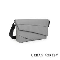 (URBAN FOREST)URBAN FOREST City Forest LIGHT light-messenger bag / crossbody bag (cement gray)