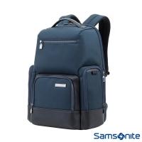 Samsonite Sifton Business Smart Laptop Rear Backpack 14 (Navy Blue)