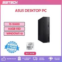 Asus S500SA-510400087T Desktop PC ( i5-10400, 8GB, 512GB SSD, Intel, W10 )