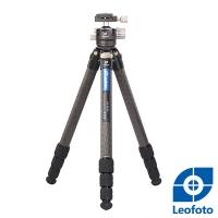 Leofoto-Carbon Fiber Tripod (including gimbal) LS324C+LH40