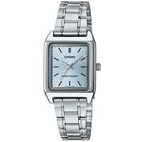 (CASIO)CASIO Simple and Elegant Ladies Watch-Blue_LTP-V007D-2E