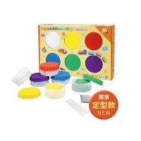 (q-doh)[Q-doh] 6-color refill box (basic color)