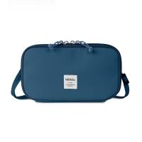 (Hellolulu)Hellolulu Shannon storage side backpack - smoked blue