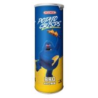 MAMEE Little Monster Potato Chips-BBQ Flavor (100g)