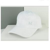 Fashion women's net red crystal diamond baseball cap crystal diamond white CT2001WT