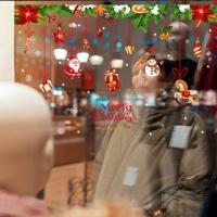壁貼 【Loviisa 歡樂聖誕耶誕】 無痕壁貼 壁紙