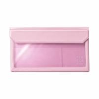 [5362 FLATTY] KING JIM pink versatile pouch (envelope size)