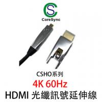 CSHO-10M 4K60 bilateral Micro HDMI signal lines for the first optical fiber 10M
