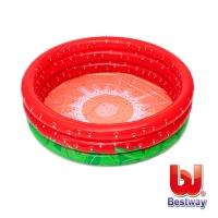 (bestway)[Love and Rich L & R] Bestway Strawberry Sweetheart Ball Pool / Pool Pool 51145