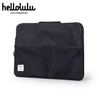 (hellolulu)Hellolulu SMITH Multifunction Notebook Bag - Black