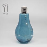 Bulb Shaped LED Decorative Light-Blue
