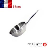 法國【de Buyer】畢耶鍋具『Prim'Appety系列』不鏽鋼單柄萬用鍋16cm