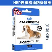 """Spain NBP"" Neem essential oil flea collar (for medium-sized dogs)"
