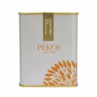 PEKOE Selection—Taiwan Jinxuan Oolong Tea, 100g (metal can, silver gray)