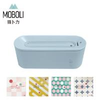 【MOBOLI 貓卜力】河流陶瓷飲水機-幽靜藍色