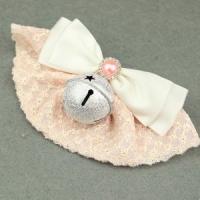 Lovely puppy Cute Bow Collar - Small and Medium - Bells Elegant