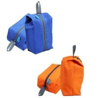 PUSH! Outdoor leisure travel supplies sundries bag portable shoe bag waterproof wash bag handbag U43-1 Royal Blue