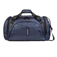 PUSH! Business Travel goods waterproof shoulder bag handbag computer bag business bag travel bag diagonal package fitness package U49-1 blue