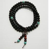 (古緣居)[Ancient Residence] Red Rosewood 108 Beads (6mm)