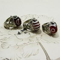 Arts Square] [original handmade agate extra cash transport ring (kit)