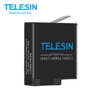 TELESIN HERO 7/6/5 新版充電電池(1入)