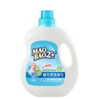 [Rabbit] super Mao Bao laundry detergent natural soda plant (1000g)
