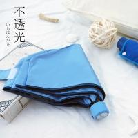 好傘王 手開傘系_ 吹不壞晴雨兩用專利黑膠瑜珈傘3.1版(水藍色)