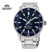 (ORIENT STAR)ORIENT STAR DIVERS 200M Series Mechanical Watch Steel Band RE-AU0302L Blue-43.6mm