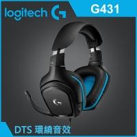 (logitech)Logitech G431 7.1 channel surround sound gaming headset