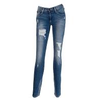 [US] True Religion skinny jeans female Bleachers Halle