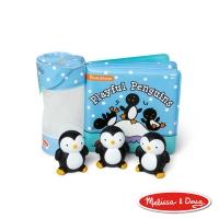美國瑪莉莎 Melissa & Doug 洗澡玩具書, 調皮企鵝