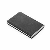 【TROIKA】金屬皮革RFID卡夾-黑
