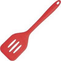 (KitchenCraft)KitchenCraft Silicone Oil Filter Spatula (Red 31cm)