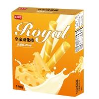 """Sheng Xiangzhen"" Royal Wafer Roll Series (Fragrant Cheese Flavor) 140g (1 box 2 packs)"