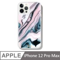 美國 Sonix iPhone 12 Pro Max Blush Quartz 石英腮紅抗菌軍規防摔手機保護殼