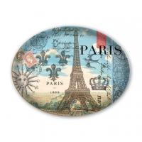(Michel Design Works)[Michelle] Romantic Paris glass soap dish
