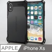 (elecom)ELECOM iPhoneXS 5.8 ZEROCHOCK Ultra Shock Absorbing Protective Case - Black