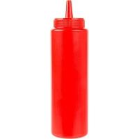 (Utopia)Utopia squeeze seasoning jar (red 250ml)