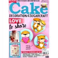 Cake DECORATION & SUGARCRAFT 2月號_2021
