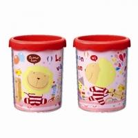 (雄獅)Butter Lion Face Pen travel papers (red)