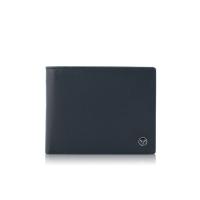 (vova)【VOVA】Taiwan General Agent Gaodi-II 8 Card Middle Flip Coin Purse Wallet-Blue/VA126W034NY
