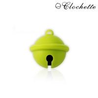 (CLOCHETTE)【CLOCHETTE】No Flea Bell-Classic Green