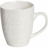 (EXCELSA)EXCELSA Embossed Mug (350ml)
