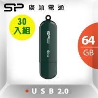 SP 廣穎 LuxMini 320 64GB(綠)(30入)
