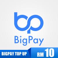Bigpay Credit Top Up