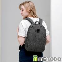 (atunas)[METODO Korea] Not afraid of cutting back backpack (TSL-601 Meteorite Black/Anti-Theft/Anti-cutting/Scratch Resistant/RFID/Protection/Waterpro