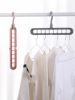 Clothes Hanger with 360-degree rotation 1pc (Multi-layer and Multipurpose).
