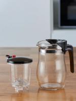 Le Cuisson Teamaker Brew Pot 750ml Heat Resistant Glass Jar