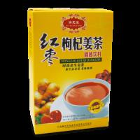 Yu Yuan Tang Red Date Wolfberry Ginger Tea 10g x 12 sachets