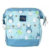 [Small Auditorium] Miyazaki Totoro Children's Cool Backpack (S.Blue)